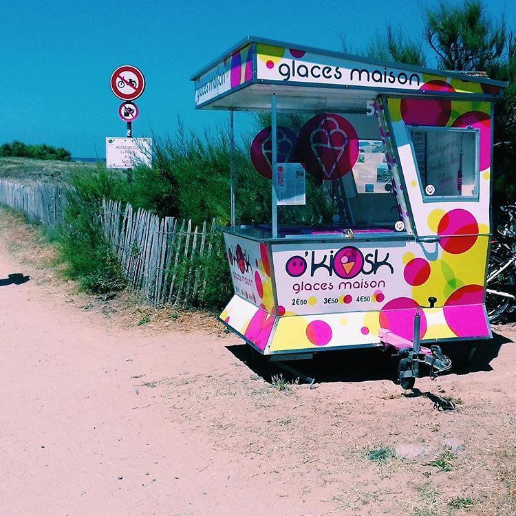 Top 5 des meilleures adresses où manger des glaces à La Chaume